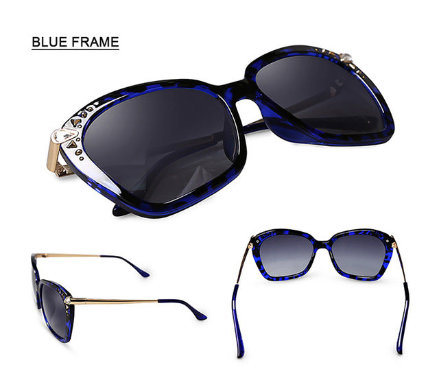Fashion Polarized Sunglasses for Women - Shade & watches