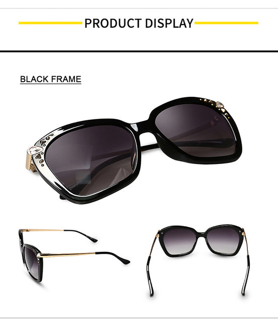 Fashion Polarized Sunglasses for Women