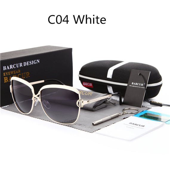 Gradient Lens Sunglasses for Women - Shade & watches