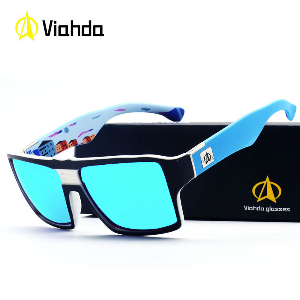 2019 - New Fashion Men's Driving Sunglasses - Shade & watches