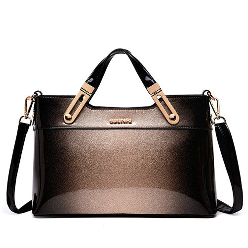 Women Leather Luxury Handbags Designer High Quality - Shade & watches