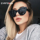Fashion Cat Eye Vintage Sunglasses for Women