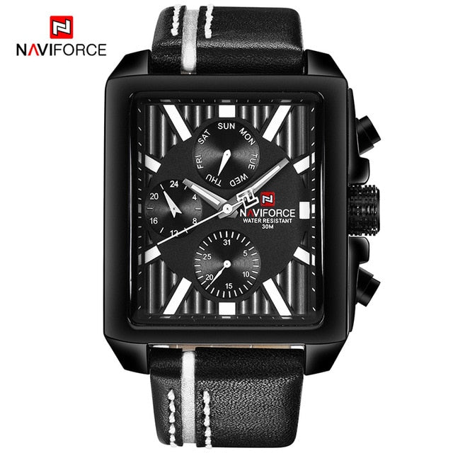 NAVIFORCE Men's Fashion Quartz Watches