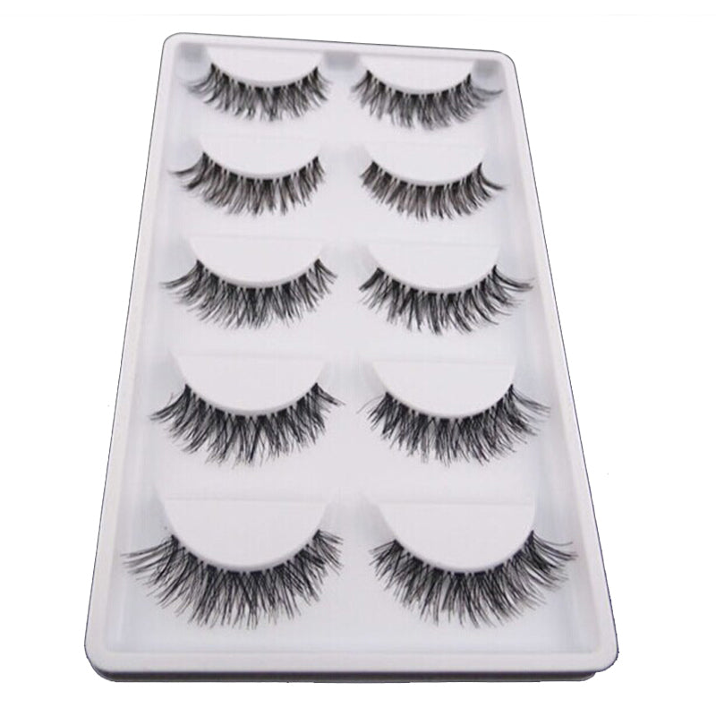 Eyelash Extension Mink Lashes Makeup Upper Lashes