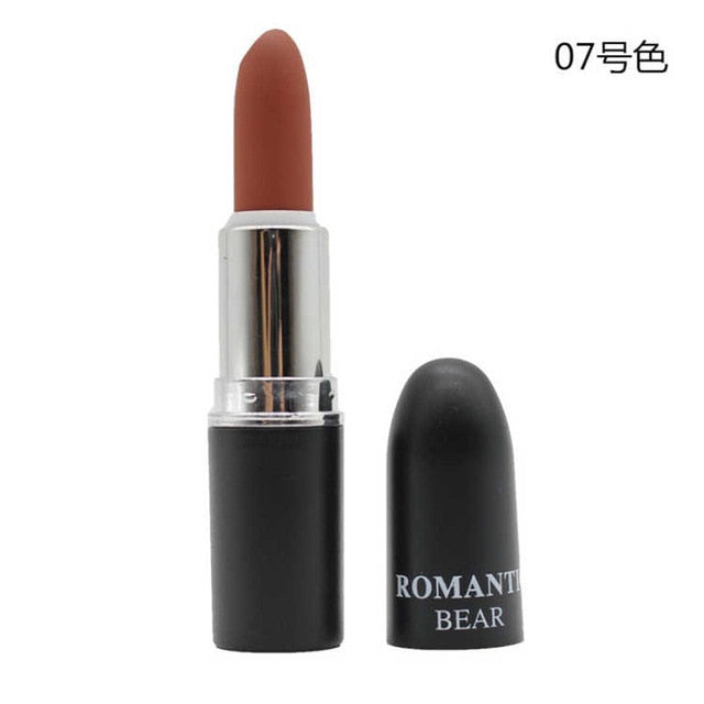 New Waterproof Makeup Lipstick Pigment Brown Pencils