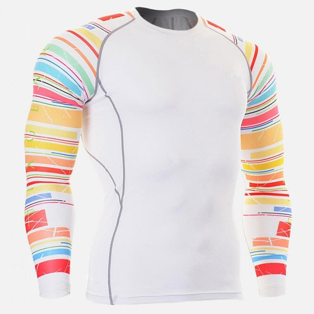 Tight Fitness Top running T-shirts - Shade & watches