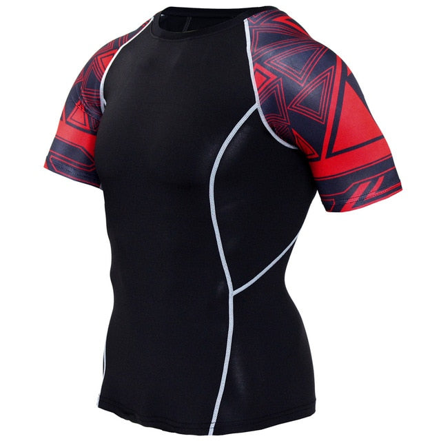 Tight Fitness Top running T-shirts