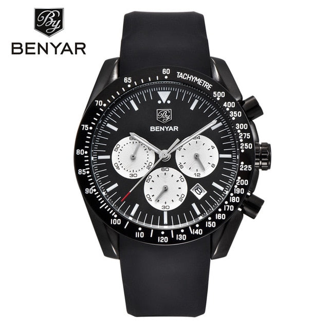 Top Brand Luxury Men's Waterproof Sport Watches
