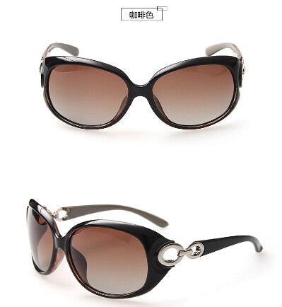 New Fashion Polarized Sunglasses Women driving Sunglasses - Shade & watches