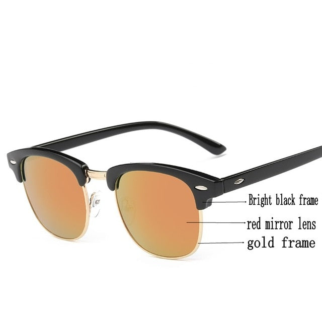 Fashion Classic Sunglasses for Men's - Shade & watches