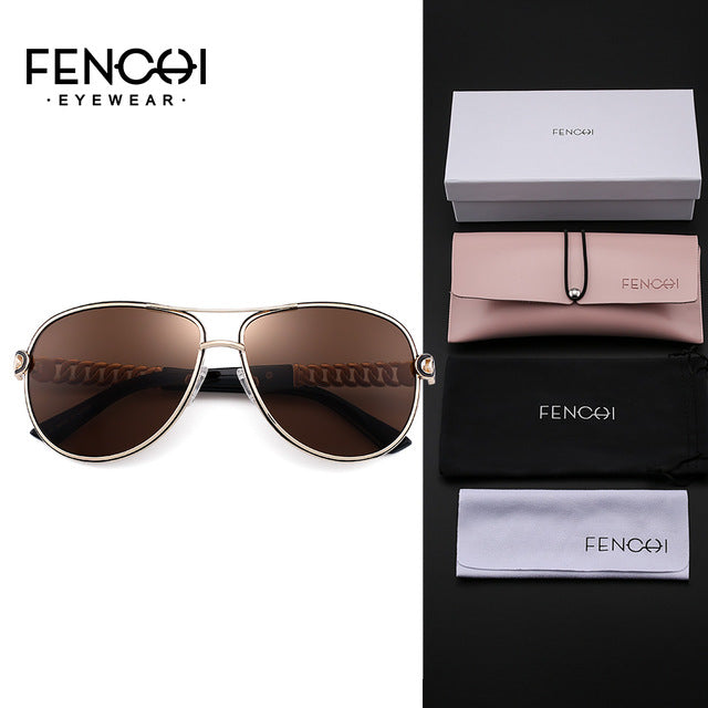 Luxury - Women Driving Pilot Classic Fashion Sunglasses