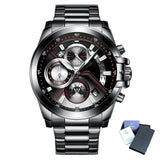 2019- Men's Watches Brand Luxury Military Sports