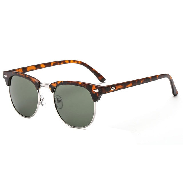 New Vintage Polarized Retro Sunglasses for Women & Men's