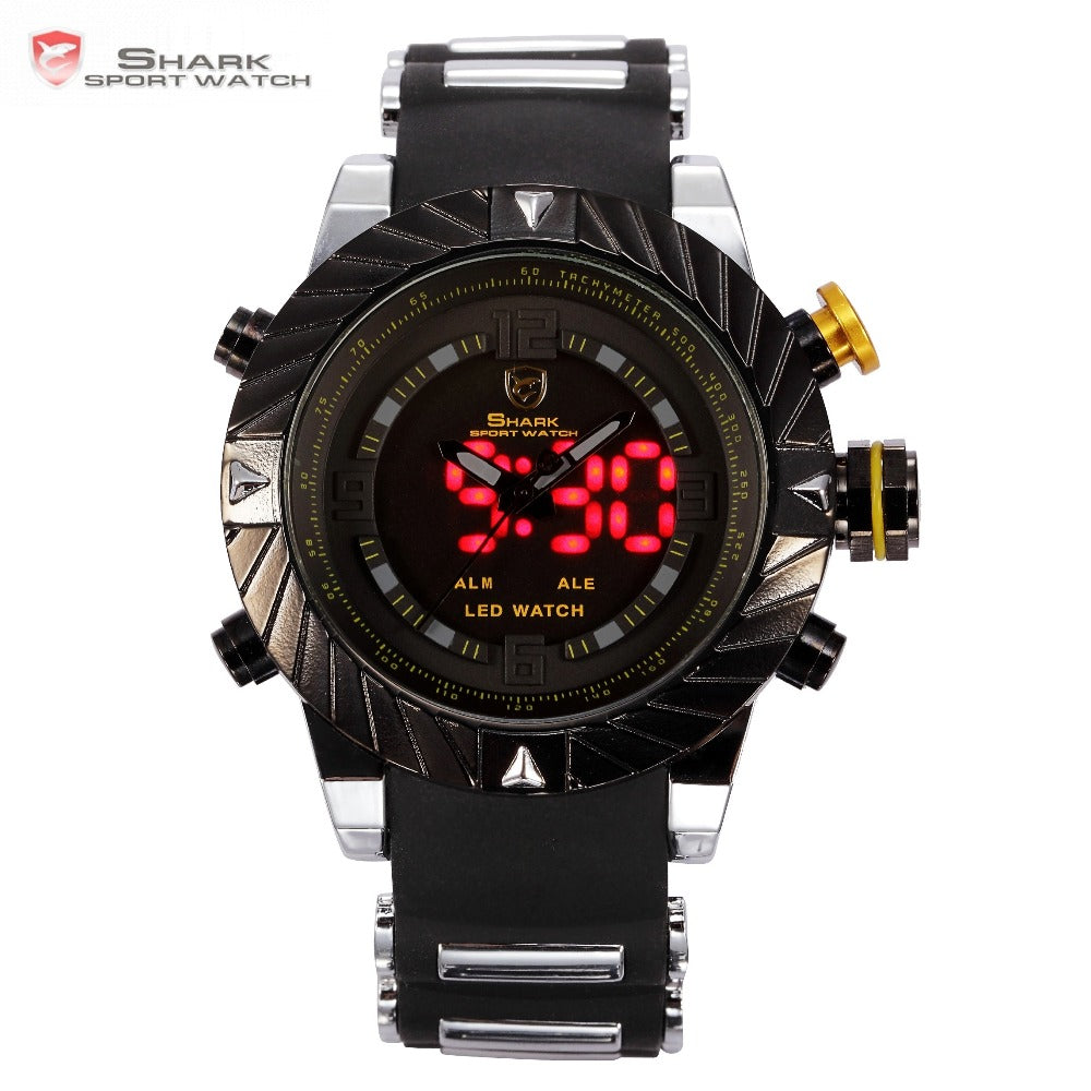Luxury Goblin Shark Sport Men's Sports Watches - Shade & watches