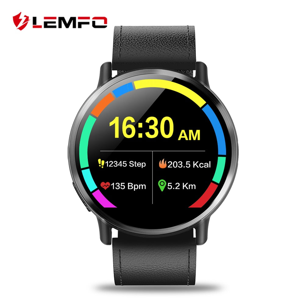 Smart Watches Android 7.1 Super Big 2.03 inch Screen for Men's
