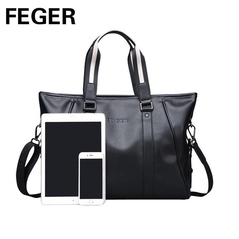 FEGER Handbags & Shoulder bags for Men's - Shade & watches