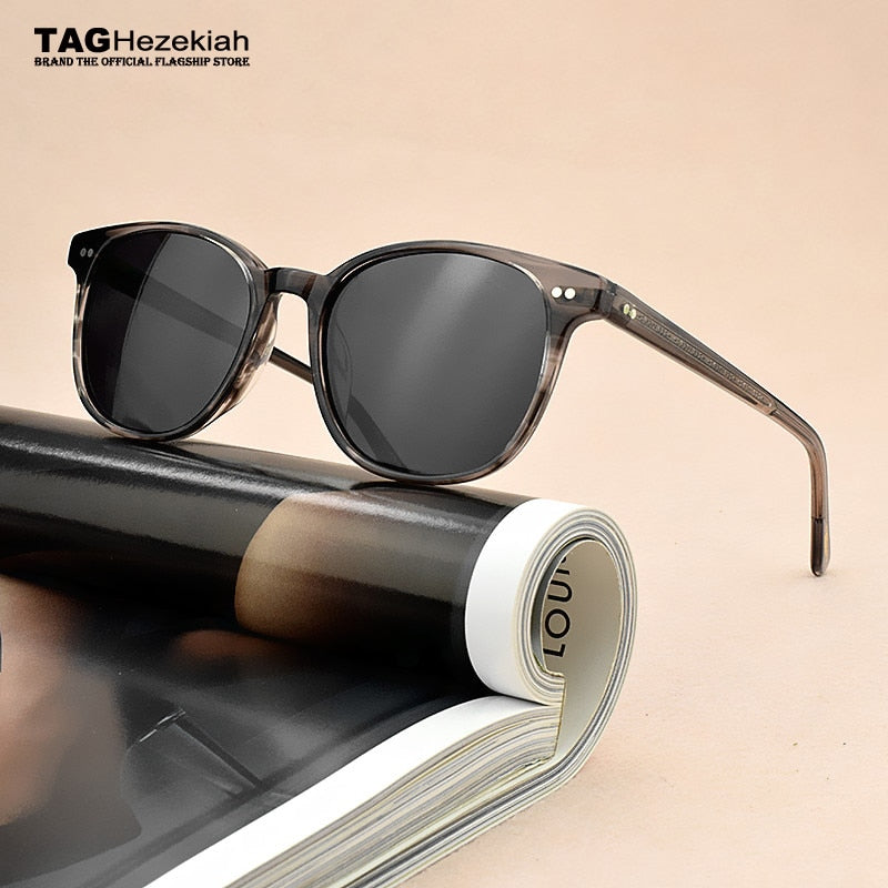 Retro polarized Vintage sunglasses for Women - Shade & watches