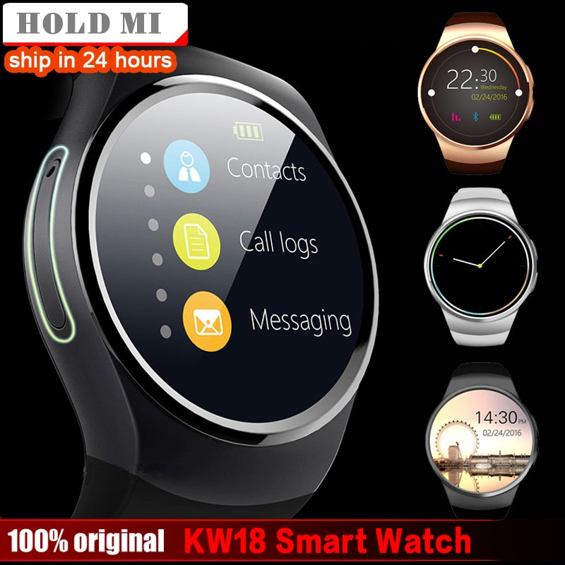Smart Watches  SIM Card/Heart Rate for Men's
