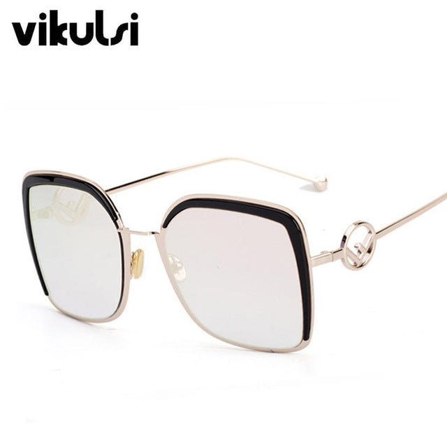 Top Sell- Newest Square Elegant Cat Eye Sunglasses - Shade & watches