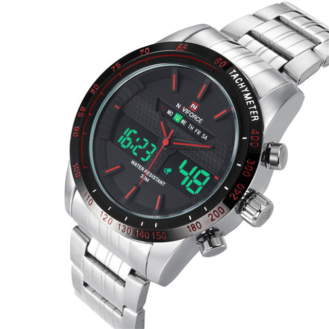 NAVIFORCE Sports Military Army Men's Watches