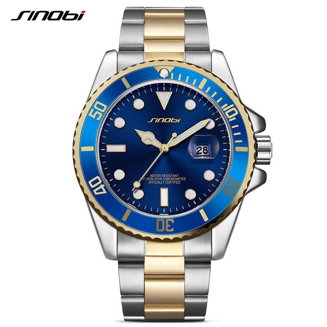 Top Brand Luxury Military Sport Quartz Watches for Men's - Shade & watches
