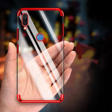 Soft Silicon Transparent Case for HUAWEI nova