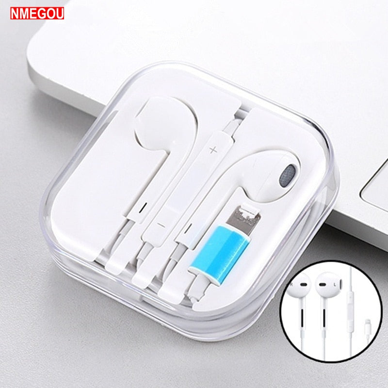 Wired Bluetooth Earphone for Apple IPhone