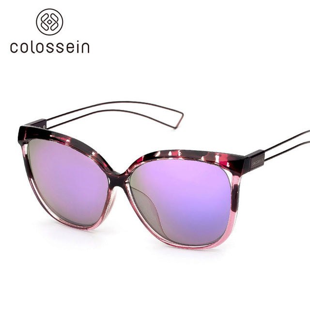 Cat Eye Fashion Brand Designer Women Sunglasses - Shade & watches