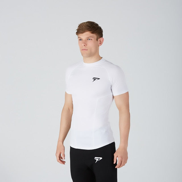 Quick Dry Fit Running T-Shirts