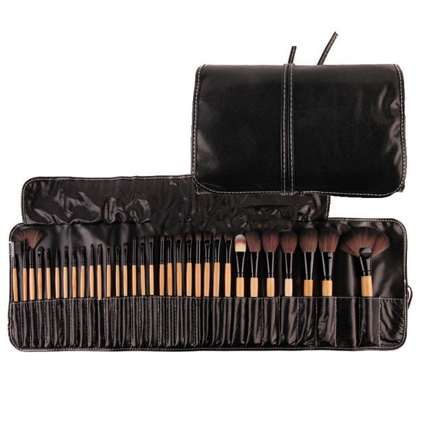 32Pcs Makeup Brushes Professional Cosmetic