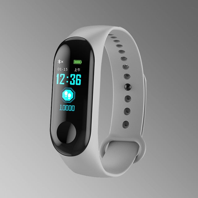 Silicone Smart Bluetooth Waterproof Women Watches