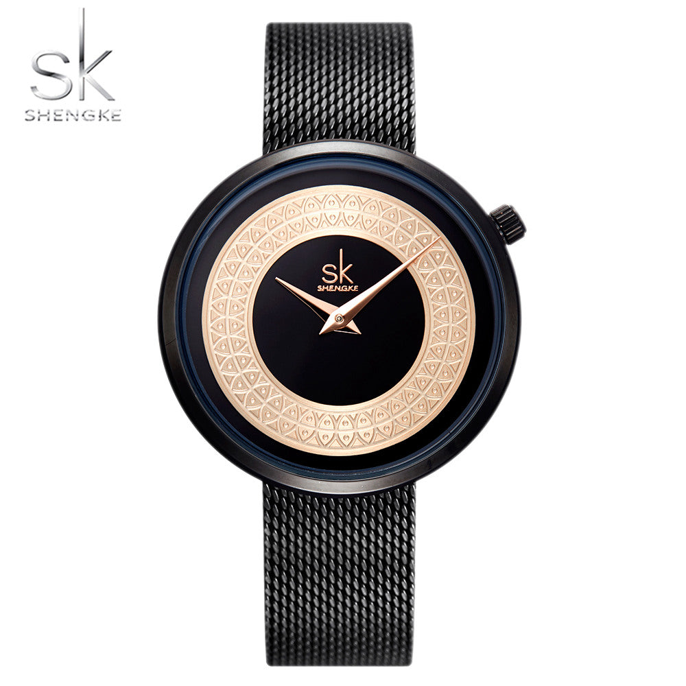 Top Sell-Female Clock Vintage Design Watches