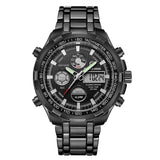 Top Sell-Waterproof Military Sport Men's Watches - Shade & watches