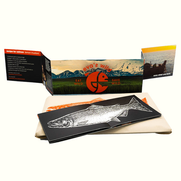 Gift Wild Salmon Fillets