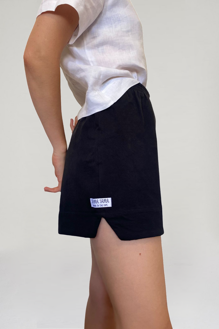 Sophia Shorts ~ Black