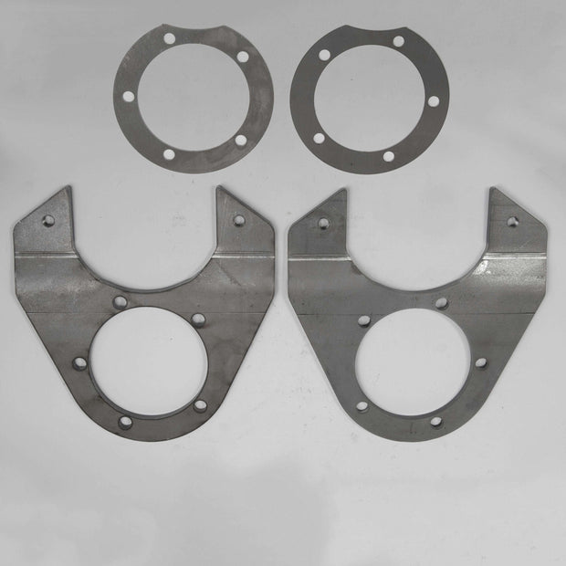 Ford Dana 60 Front Disc Brake Brackets