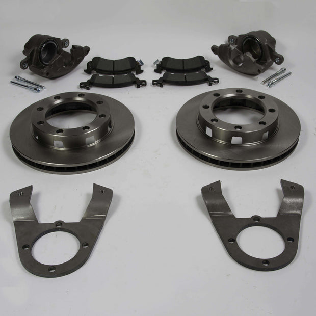 14 Bolt Rear Disc Conversion Bracket SWAP KIT
