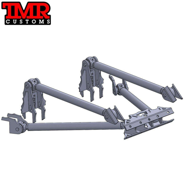 Rockwell Upper and Lower Link Brackets