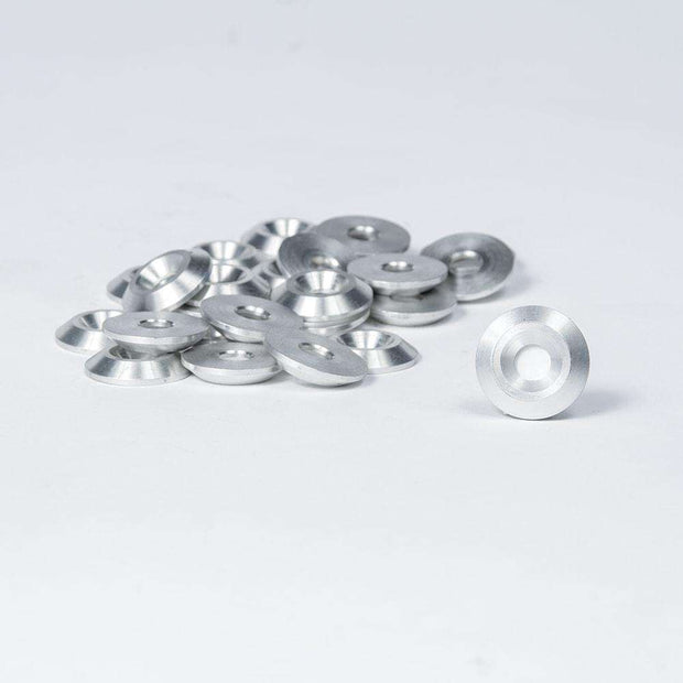 "1/4"" Aluminum Body/Panel Mount Washer"