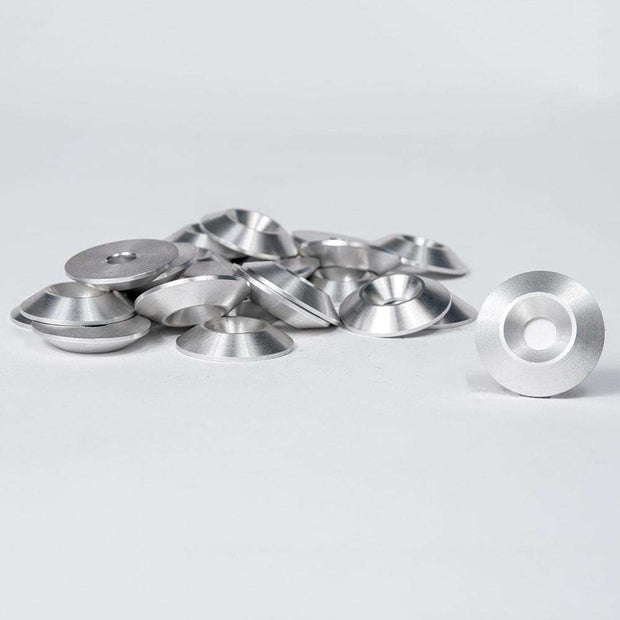 "3/8"" Aluminum Body/Panel Mount Washer"