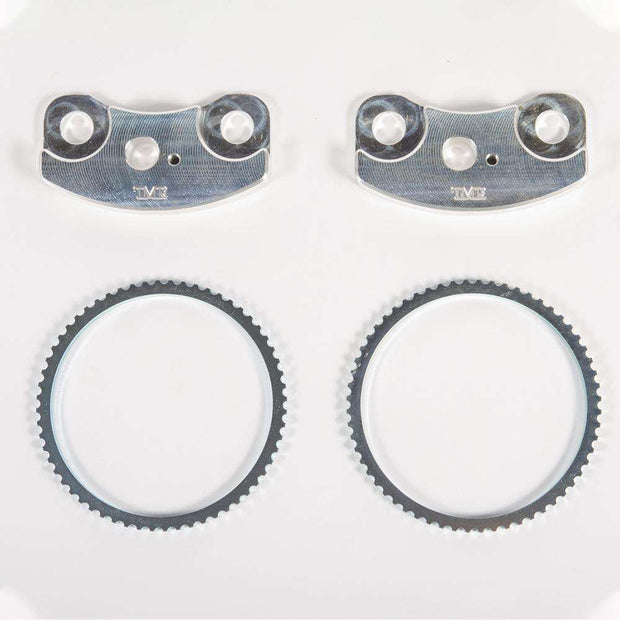 JK 1 TON Swap ABS Kit - Rear 14 Bolt 60 Tooth Tone Ring