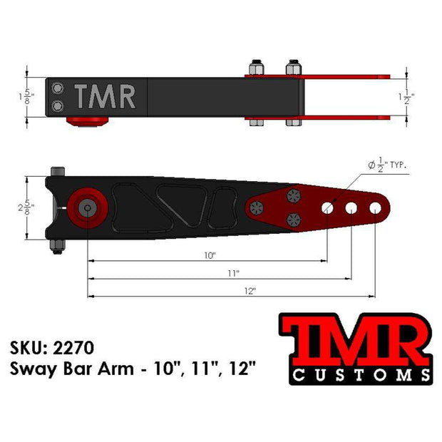"48"" Sway Bar Kit"