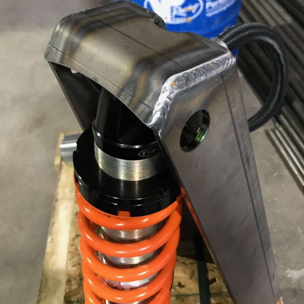 Universal Rear Coilover/Shock/Strut Towers - EXTENDED HEIGHT
