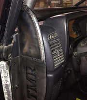Jeep TJ/LJ Roll Cage Pillars (Stanchions)