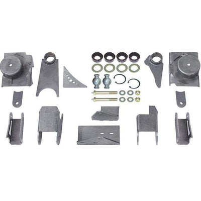 Jeep JK Front Axle Swap Bracket Kit