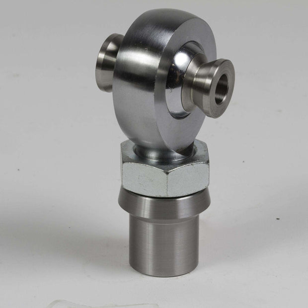 "5/8"" Rod End Package with Round Tube Adapter"