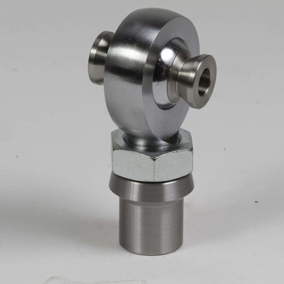 "1/2"" Rod End Package with Round Tube Adapter"