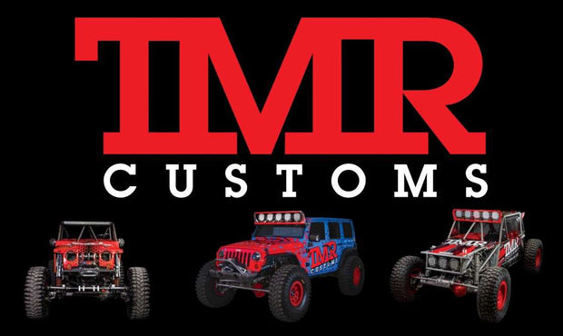 TMR Customs Shop Banner - 3' X 5'