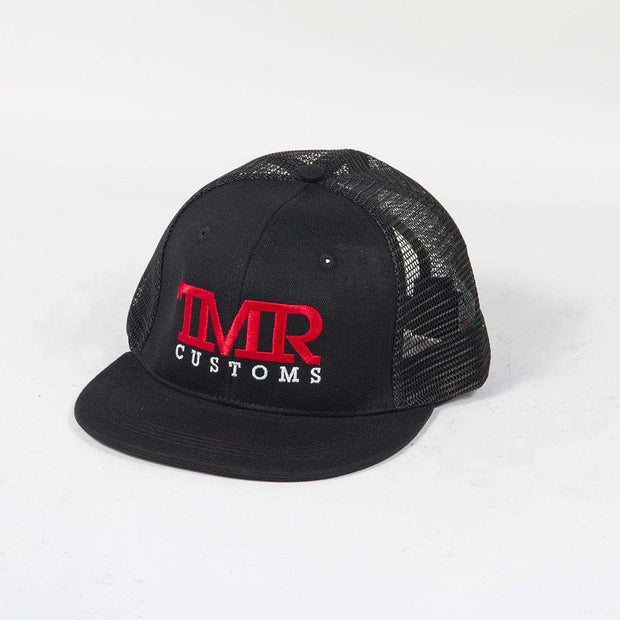 TMR Customs Flat Bill Hat