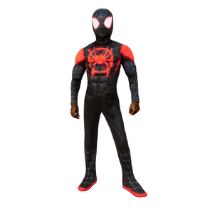 Spider-Man: Into the Spider-Verse Miles Morales Boys Costume